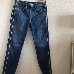 Banana Republic side-stripe Jean
